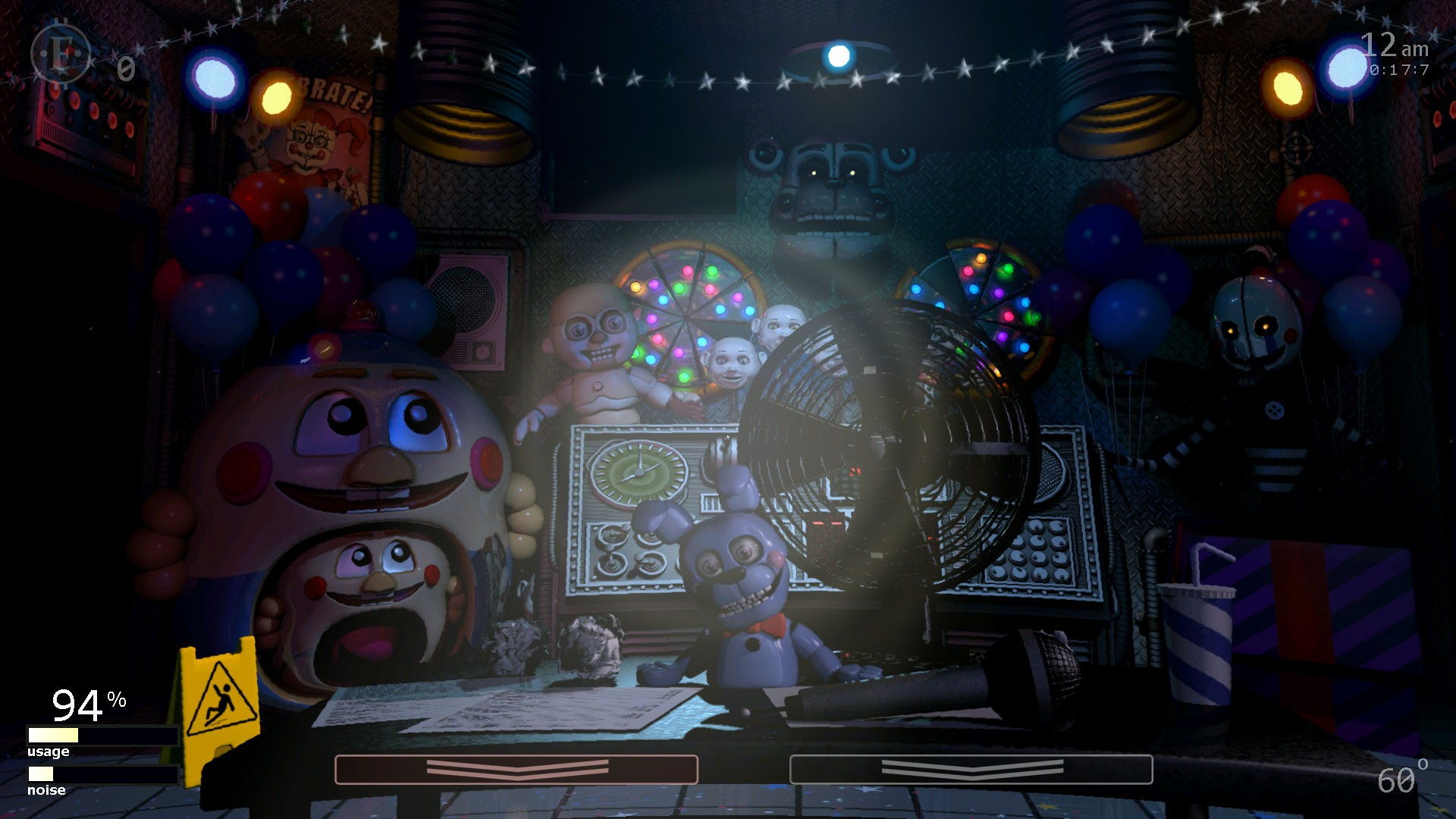FNAF UCN Gameplay